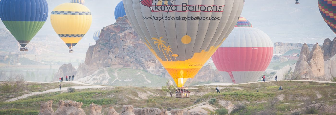Descopera Cappadocia alaturi de Oltea Zambori