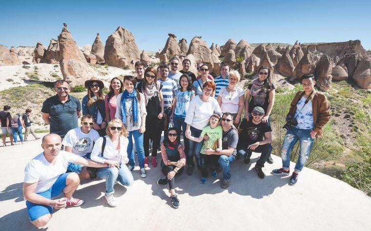 Descopera Cappadocia – Ziua 2