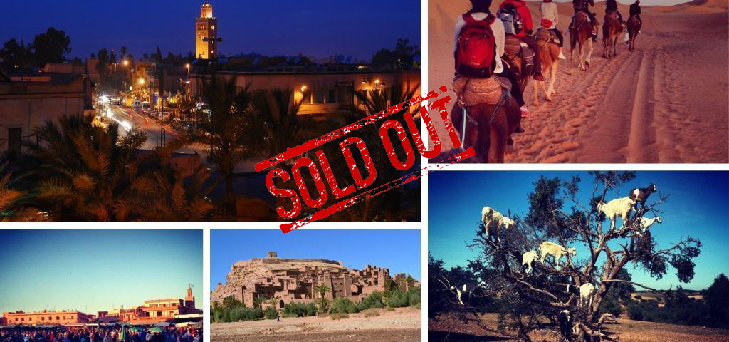 Descopera Marocul alaturi de TravelSelfie