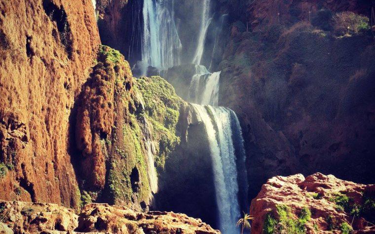 Ce sa faci in Maroc – Excursie la cascadele Ouzoud
