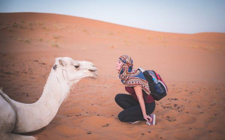 Cum a vazut Cristina Marocul
