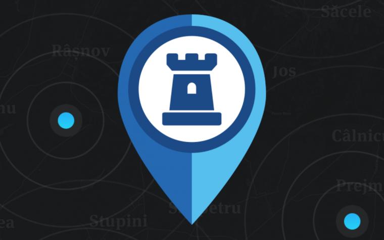 Drumul Cetatilor o aplicatie Bitdefender