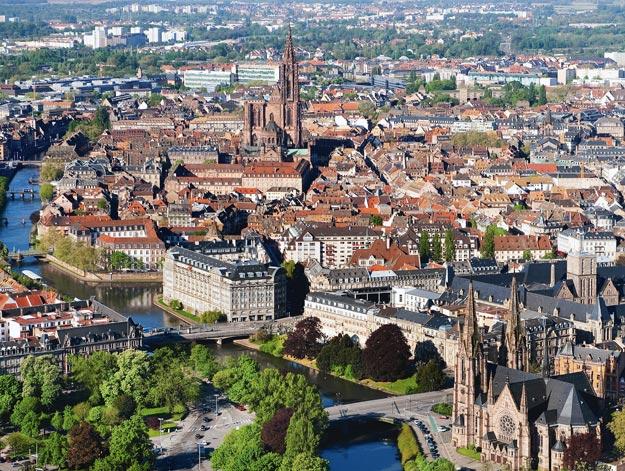 Cum sa dai 250 de euro pe o calatorie la Strasbourg care ar fi costat 450
