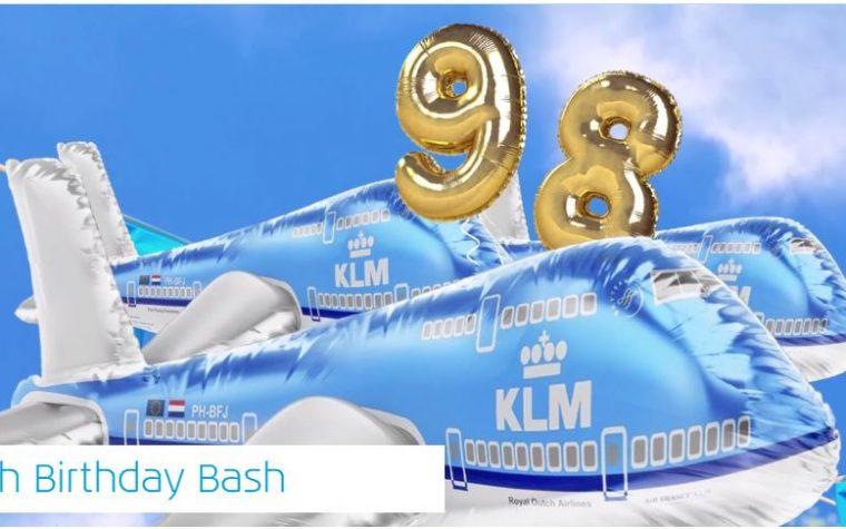 Oferte KLM