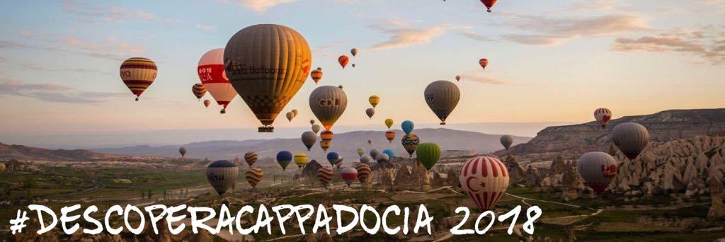 Hai in Cappadocia cu TravelSelfie